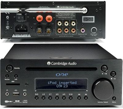 Cambridge audio one схема