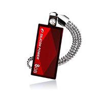 Silicon Power Touch 810 8GB (красный)