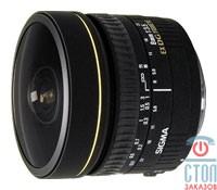 Sigma AF 8mm f/3.5 EX DG Circular Fisheye Nikon F