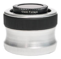 Lensbaby Scout with Fisheye Minolta A