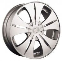 "Racing Wheels H-241 (16""x7J 5x100 ET35 D73.1)"