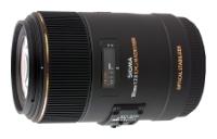 Sigma AF 105mm f/2.8 EX DG OS