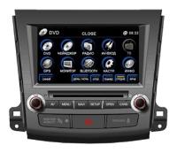FlyAudio E7571NAVI Citroen C-Crosser