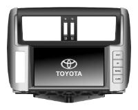 FlyAudio E75102NAVI Toyota Prado 150