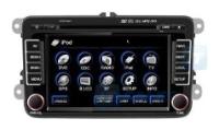 FlyAudio E7507BNAVI Volkswagen Golf V