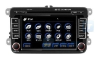 FlyAudio E7507BNAVI Volkswagen Passat CC