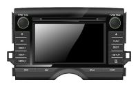 FlyAudio E7581NAVI Toyota Mark X