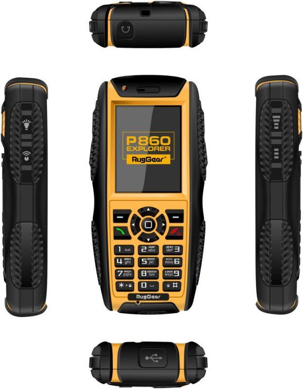 Сотовый телефон Vertex C305 Black