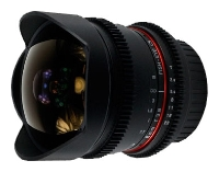 Samyang 8mm T3.8 AS IF UMC Fish-eye CS II VDSLR Sony-E