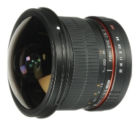 Samyang 8mm f/3.5 AS IF UMC Fish-eye CS II AE Nikon