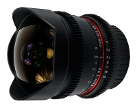 Samyang 8mm T3.8 AS IF MC Fish-eye CS VDSLR Canon EF