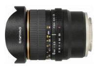 Samyang 8mm f/3.5 AS IF MC Fish-eye CS Sony E
