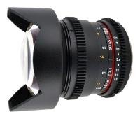 Samyang 14mm T3.1 ED AS IF UMC VDSLR Sony-E