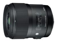 Sigma AF 35mm f/1.4 DG HSM Canon EF
