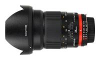 Samyang 35mm f/1.4 ED AS UMC AE Nikon F