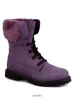 Полусапоги Lumberjack 2063 фиолетовые