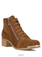 Ботинки Baldinini Trend 498376CROS46R коричневые