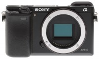 Sony Alpha A6000 Body