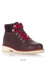 Ботинки Wolverine 5491 коричневые