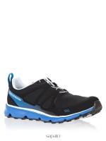 Кроссовки Salomon L12841700 чёрные