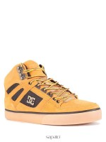 Кеды DC Shoes ADYS400006 коричневые