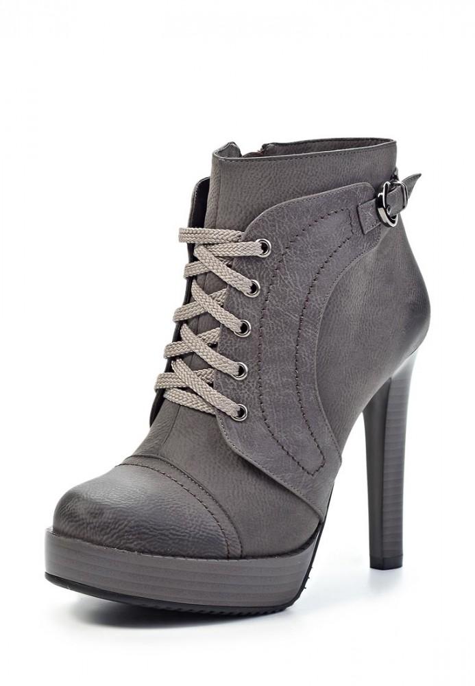 Обувь серая