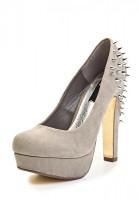 Туфли на каблуке Blink 701428-AD-12 бежевые