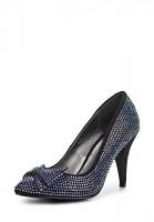 Туфли на каблуке Blink 701479-A-01 чёрные