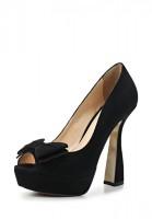 Туфли на каблуке Calipso 688-07-LR-01-VK чёрные