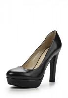 Туфли на каблуке Calipso 248-01-TH-01-KK чёрные