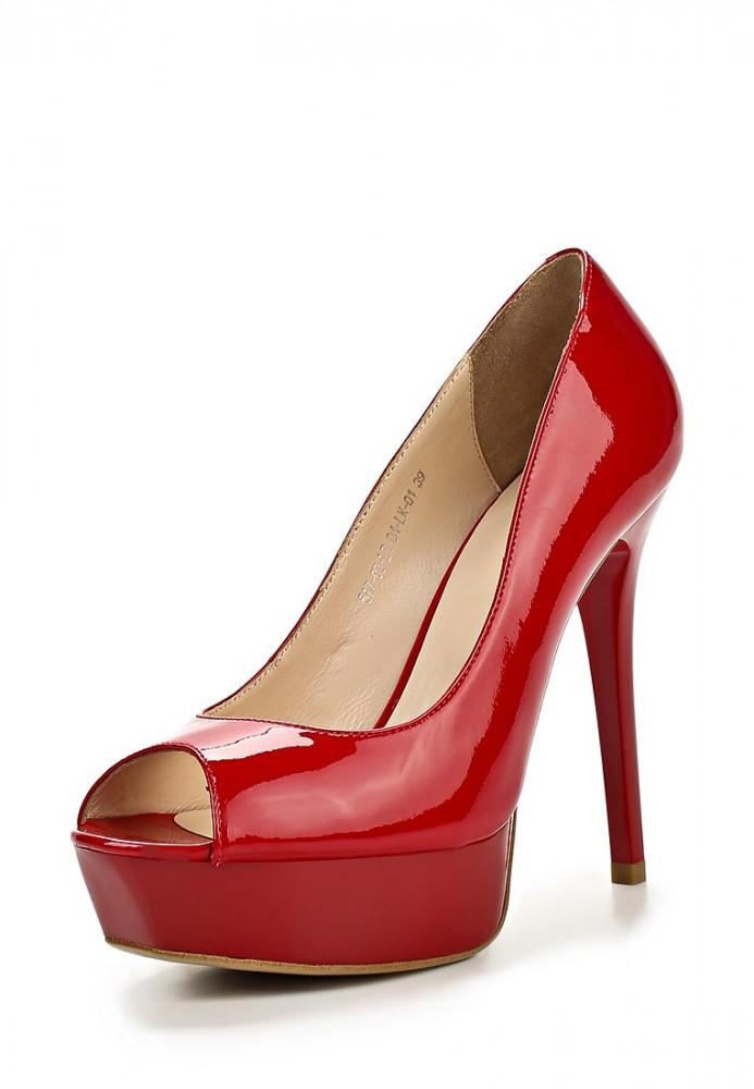 Купить красные туфли