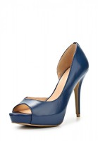 Туфли на шпильке Liu Jo S14019P0096 синие