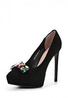 Туфли на шпильке Graciana A 1501-27-L 242 чёрные