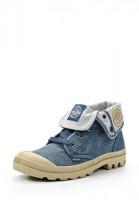 Ботинки Palladium 93153 синие
