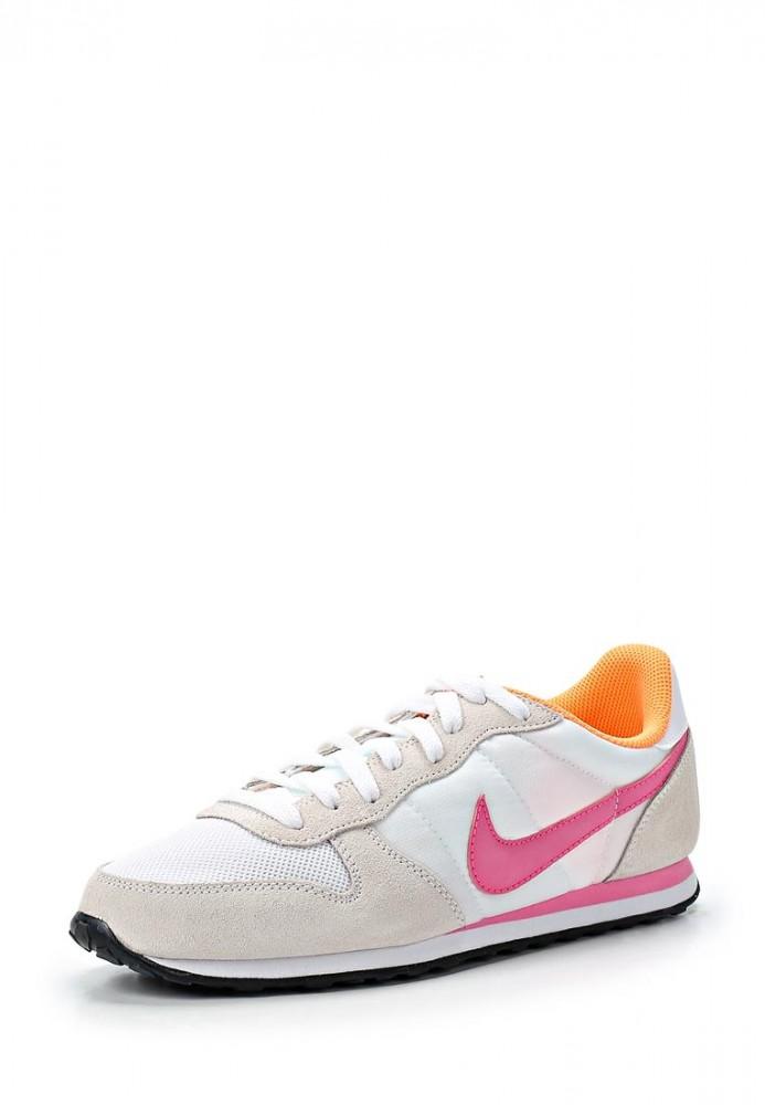Обувь женская Кроссовки и кеды Nike 644451-100 белые a9dde183018