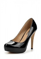 Туфли на каблуке Dorothy Perkins 22208401 чёрные