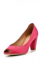Туфли на каблуке Hogl 7107202 розовые