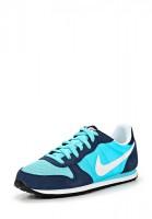 Кроссовки и кеды Nike 644451-401 синие