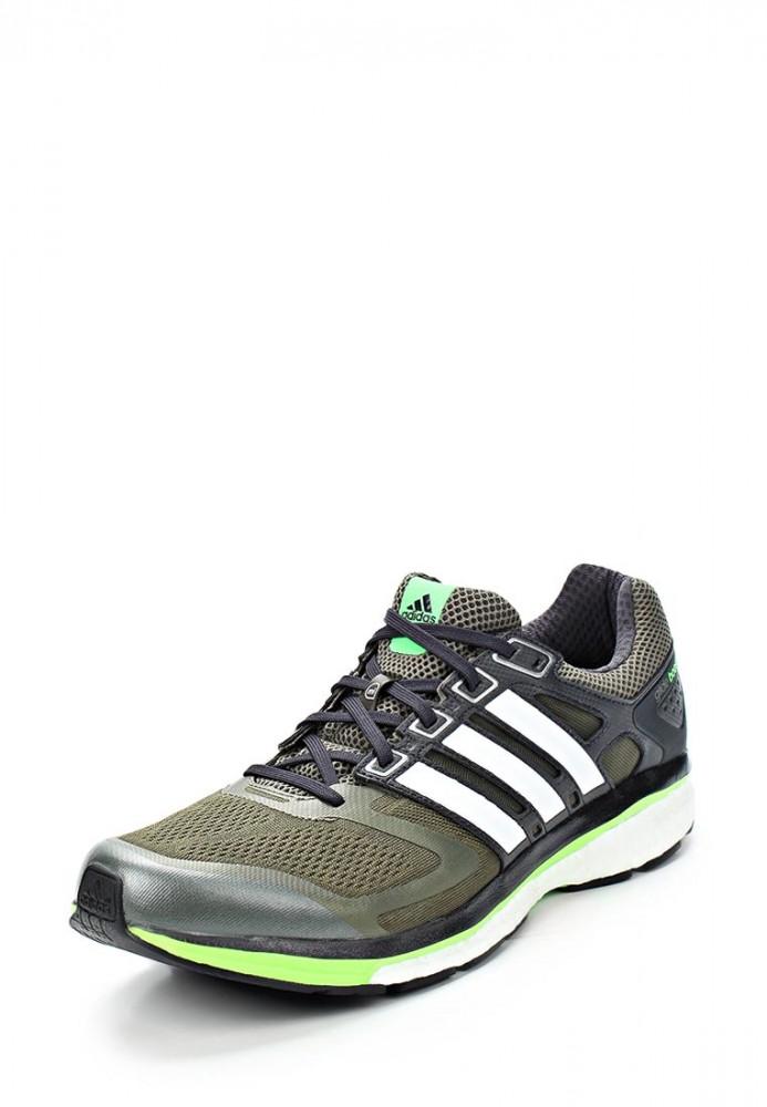 lowest price e2610 93725 Кроссовки adidas Performance M25747 зеленые