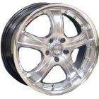 "Racing Wheels H-281 (18""x7.5J 5x100 ET45)"