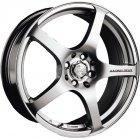 """Racing Wheels H-125 (15""""x6.5J 4x100 ET40 D73.1)"""