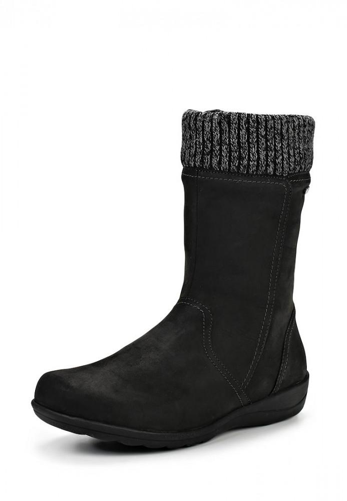 Центр обувь замшевые сапоги