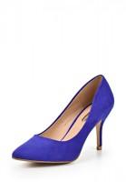 Туфли на каблуке Dorothy Perkins 22242631 синие