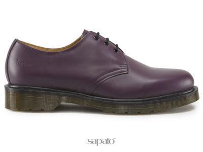 Полуботинки Dr Martens 10078510 Purple Smooth 1461 PW фиолетовые c4cb7e6b5d298