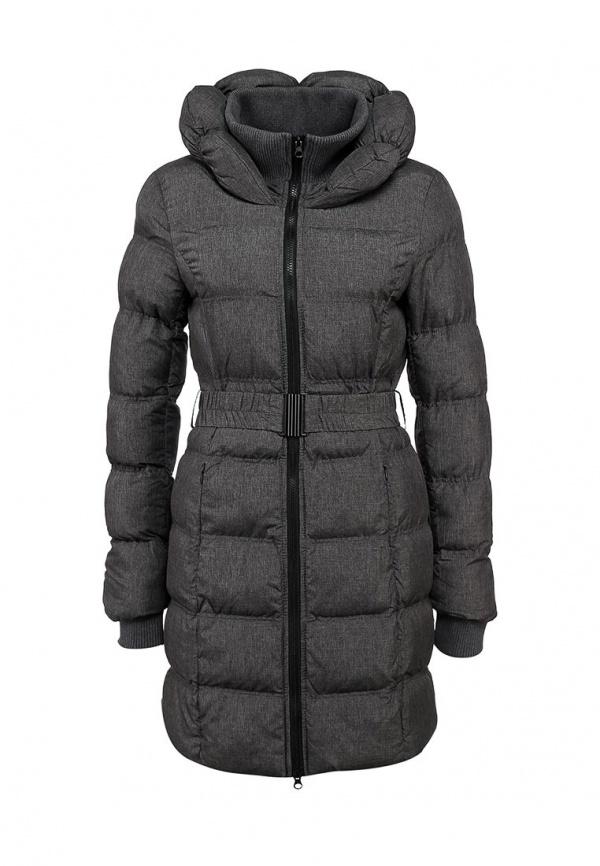 Куртка утепленная Brave Soul LJK-CHRISTINA серые