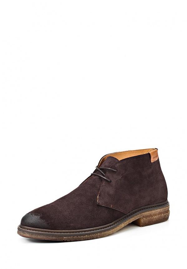 Ботинки Gant 9633386 коричневые