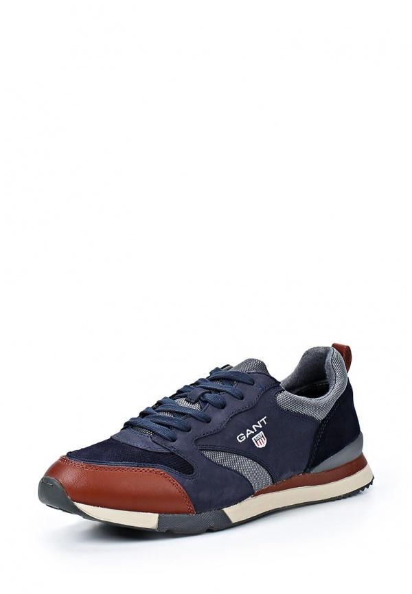 Кроссовки Gant 9633330 коричневые, синие