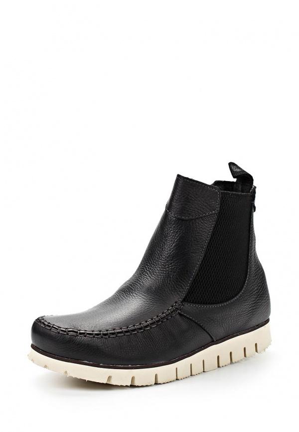 Ботинки Storm 6292.02.20 чёрные