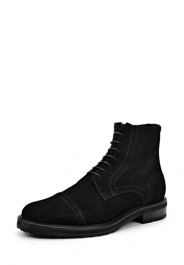 Ботинки Iceberg IU150 чёрные