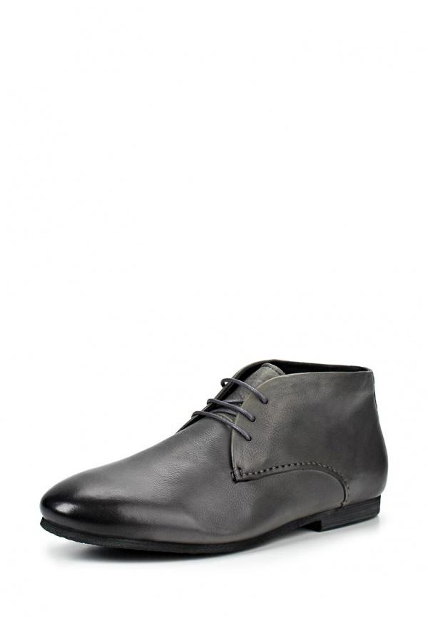 Ботинки Paolo Conte 51-675-18-5 серые